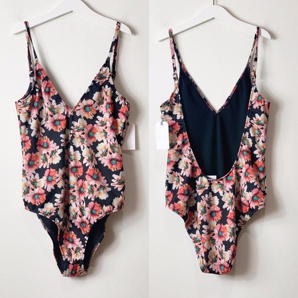 ab59bc9745 Leith Swim | Nwt Onepiece Suit Small | Poshmark